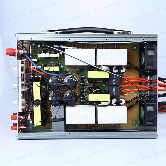 专业大功率捕鱼器,采用因特尔蕊片智能控制电路系统,串双硅控制输出,2